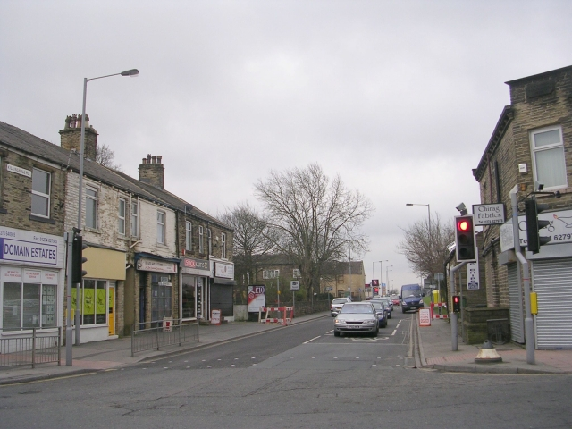 Killinghall Road - viewed from Otley Road