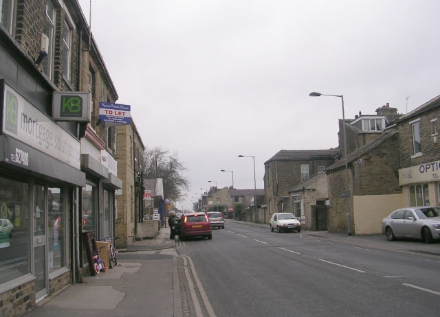 Dudley Hill Road - Otley Road