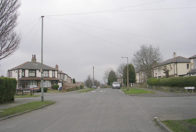 Killinghall Drive - Killinghall Road