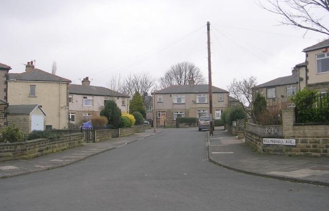 Killinghall Avenue - Killinghall Drive