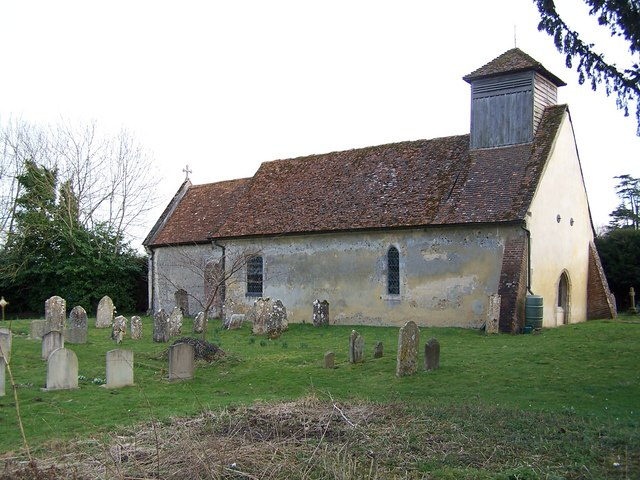 St Andrews Church and churchyard, Timsbury
