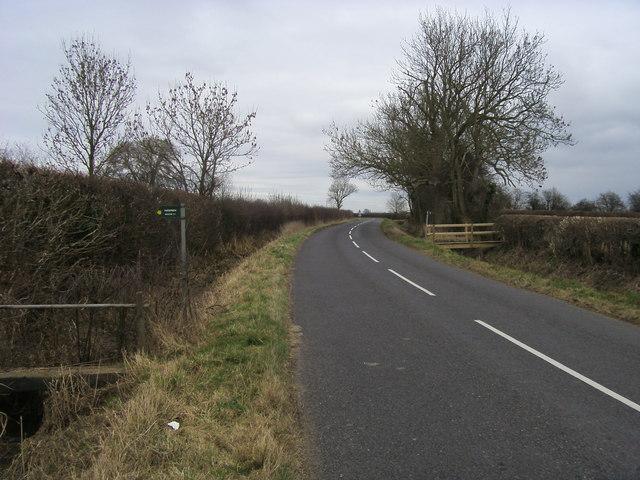 Lane to Merton