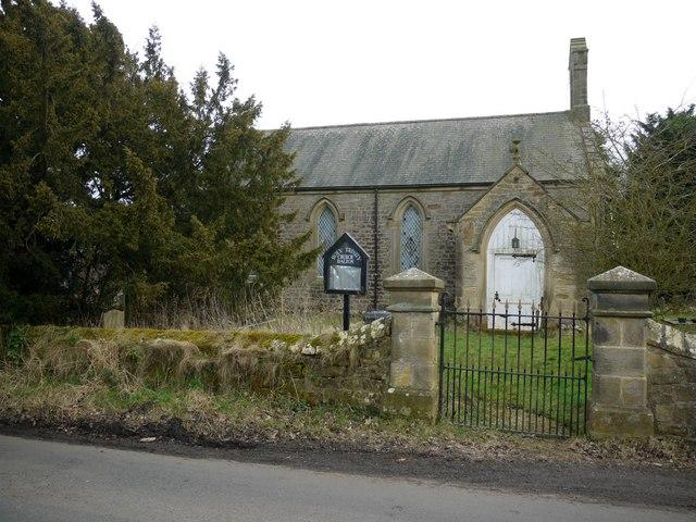 Holy Trinity Church, Dalton.