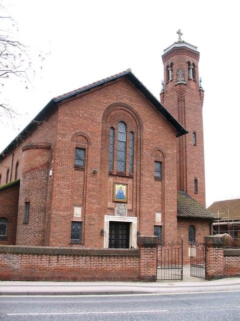 English Martyrs Church, Dalton Terrace