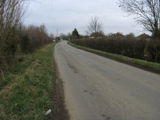 New Pond Lane
