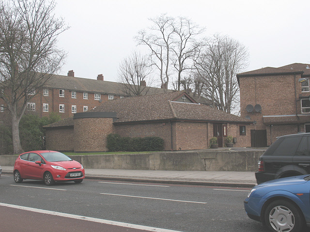 St Peter's church, Eltham Road, Lee