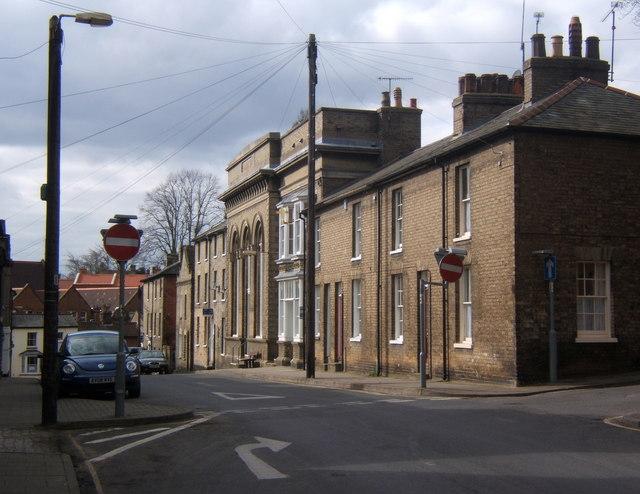 St John's Street, Woodbridge
