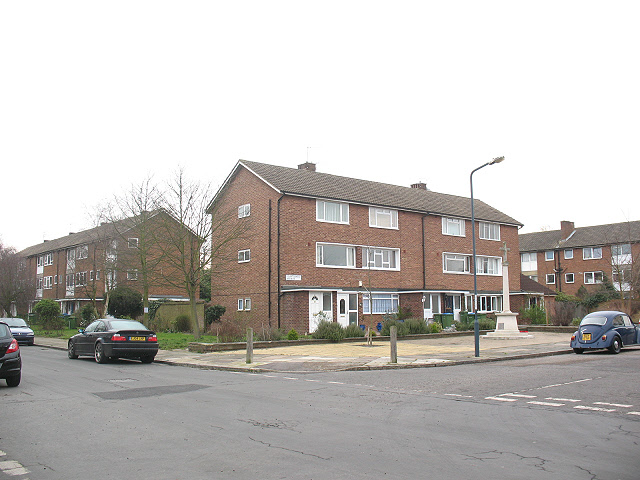 Site of former St Peter's church, Courtlands Avenue, Lee