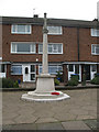 TQ4075 : St Peter's parish war memorial, Courtlands Avenue, Lee by Stephen Craven