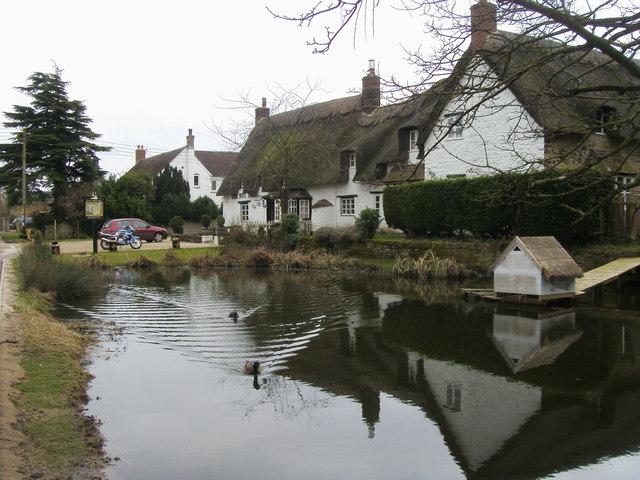 Murcott Pond