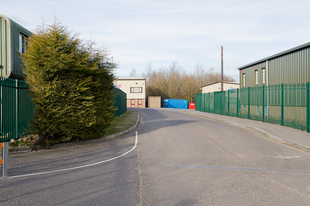 Deer Park Farm Industrial Estate, Fair Oak