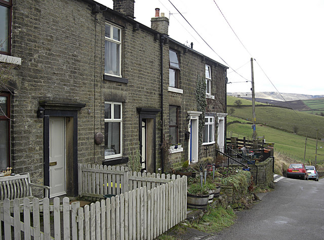 Cottages, Swallow House Lane