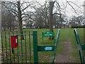 SZ0796 : Kinson, Pelhams Park by Mike Faherty