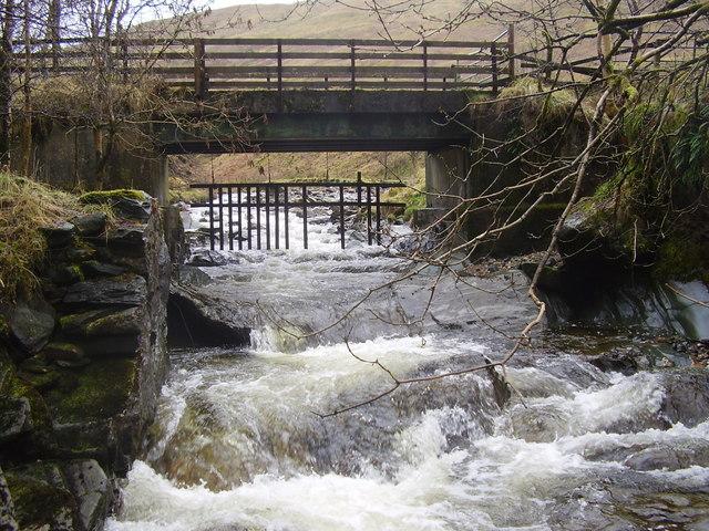 Bridge over the Cab Liogan