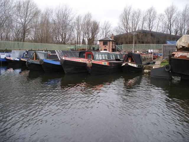 Bridgewater Canal, Bedford Basin
