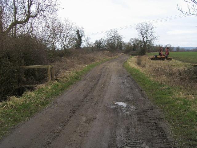 Bridleway to Ragnall's Lane