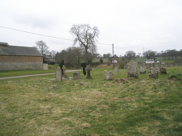 St Peter ad Vincula, Colemore Churchyard