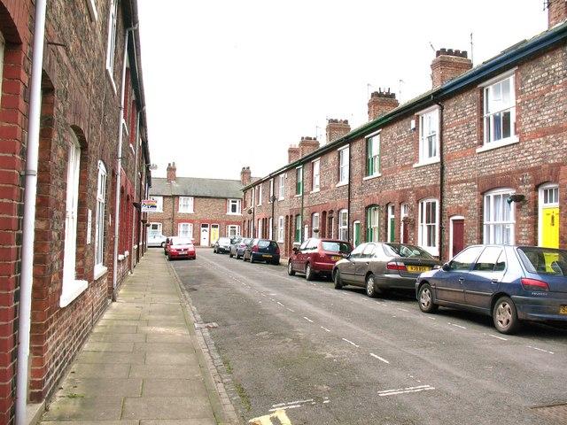Colenso Street
