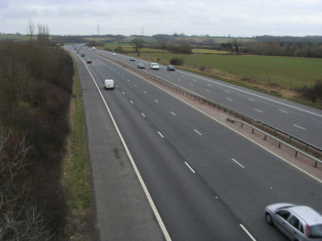 M40 Southbound