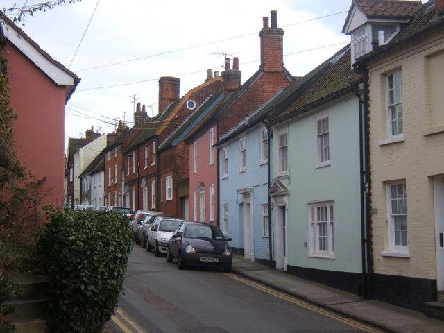 Seckford Street, Woodbridge