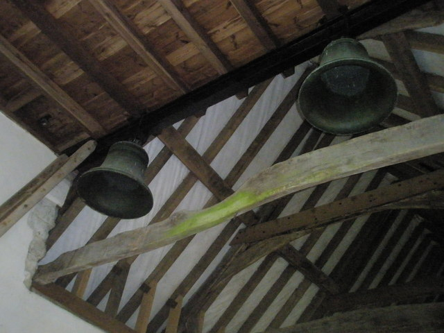The bells at St Peter ad Vincula, Colemore