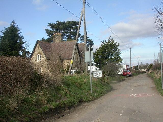 Kinson, cottages