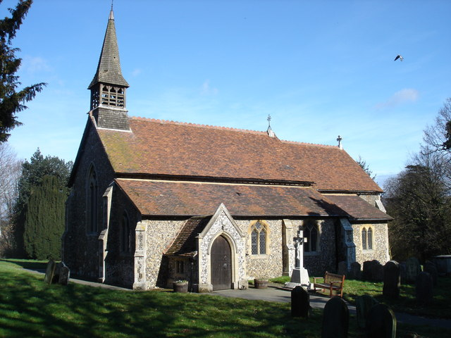 Bucklesham church