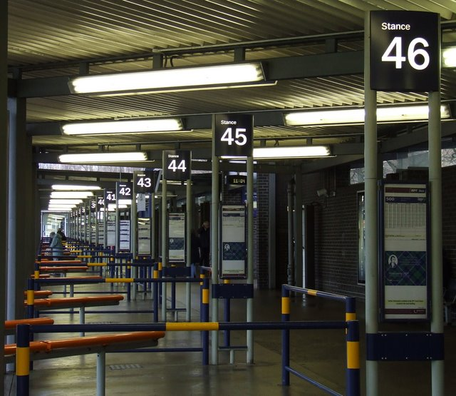 Buchanan Bus Station