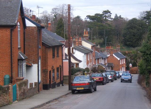 Drybridge Hill