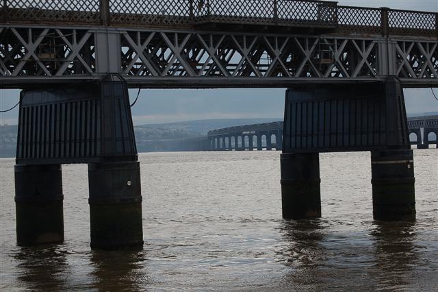 The Tay Rail Bridge (2)