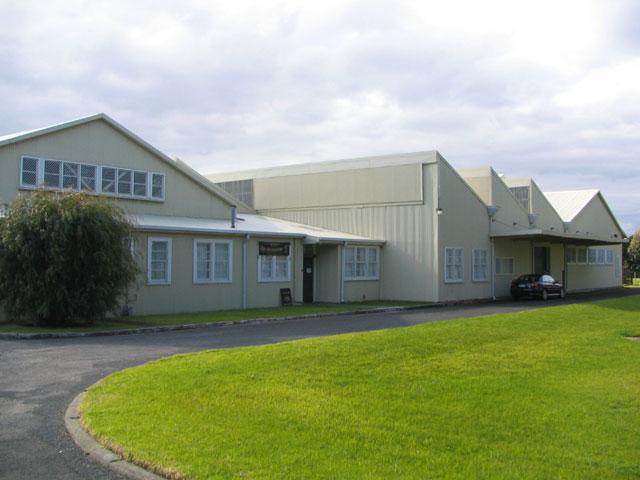 Industrial estate buildings, Wick
