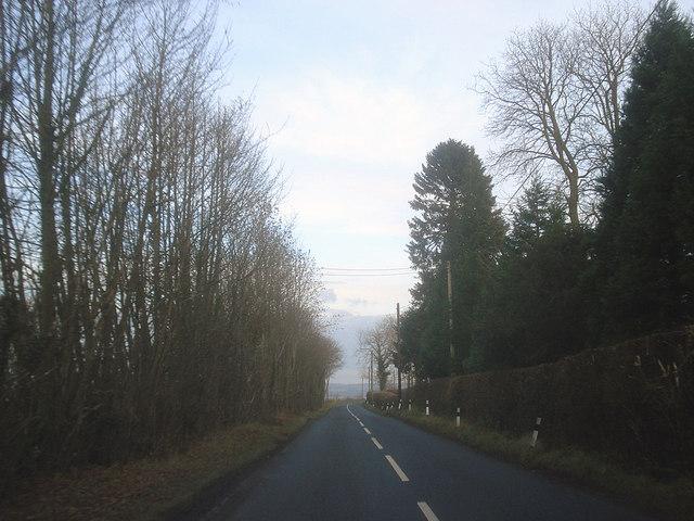 Road at Mary Knoll