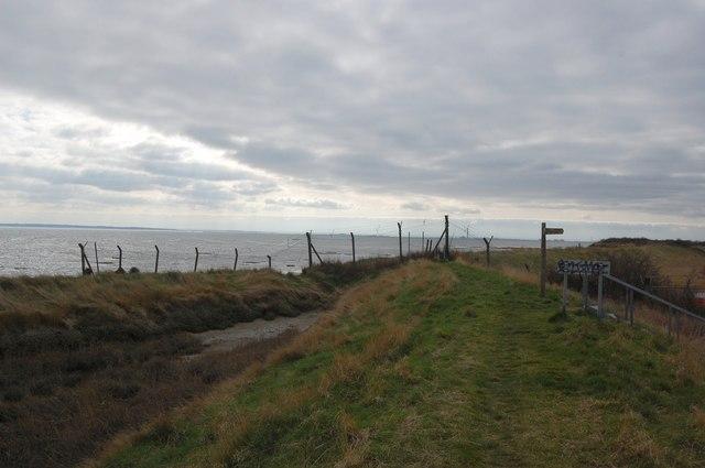 Sea Wall at Morrin's Point