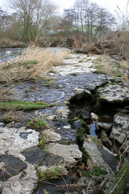 Dry Weir
