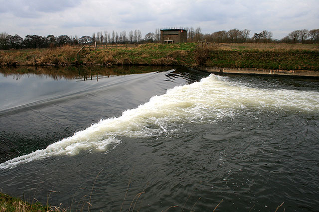 Flow Monitoring Weir