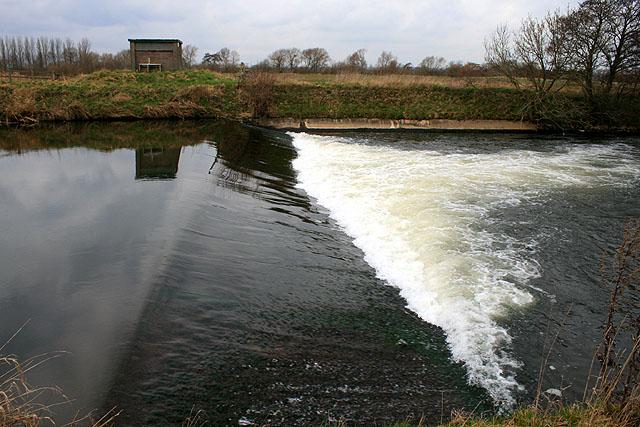 Flow Monitoring Weir