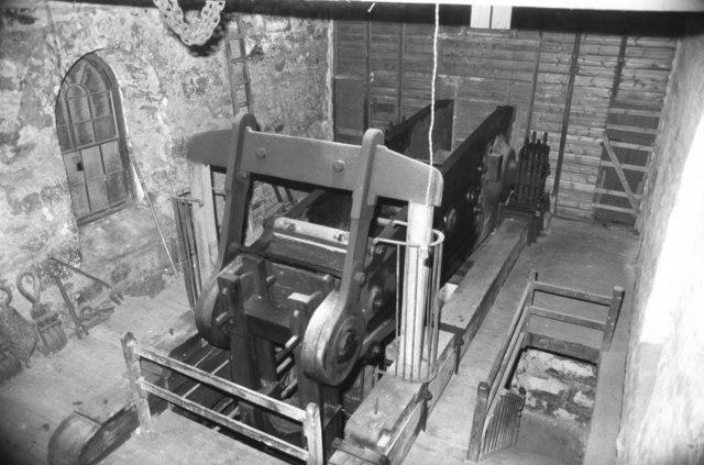 "Robinson's 80"" engine, South Crofty Mine"