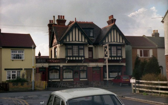 Pubs of Gosport - The New Inn (1987)