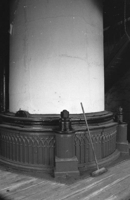 "Robinson's 80"" engine cylinder"