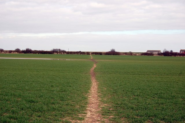 Footpath to Oxenham Farm