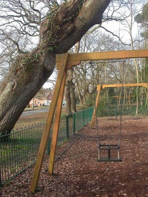 Hurn Playground