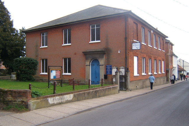 Woodbridge Quay Church