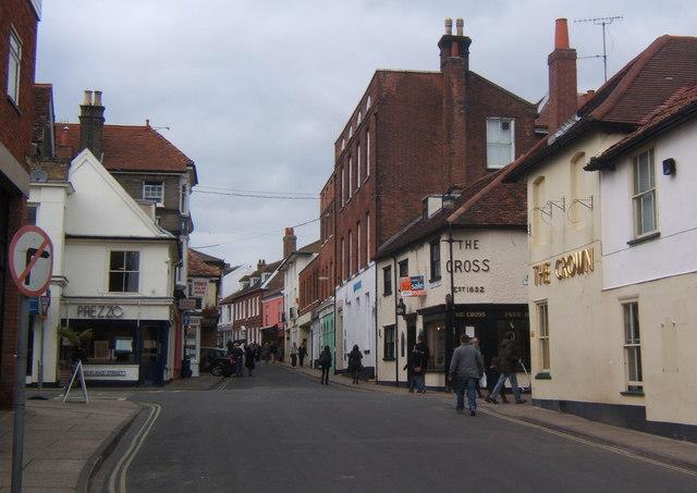 Quay Street, Woodbridge