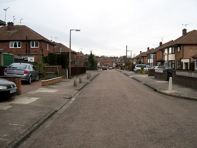 Charles Avenue, Chilwell