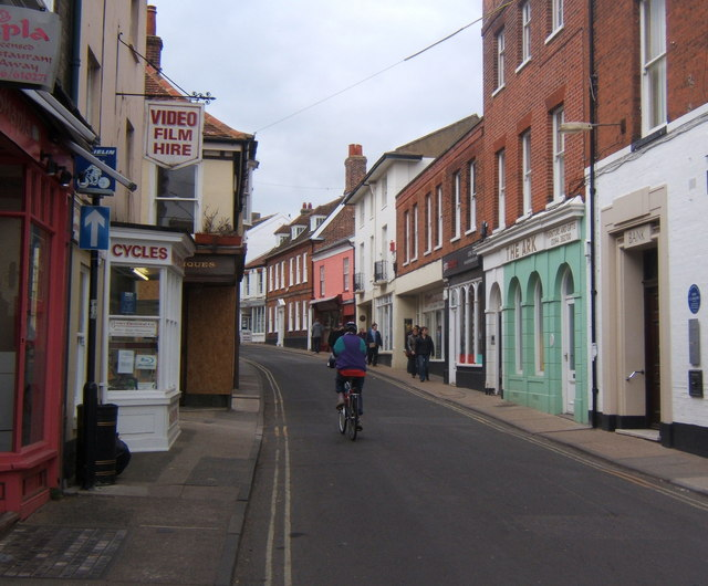 Church Street, Woodbridge