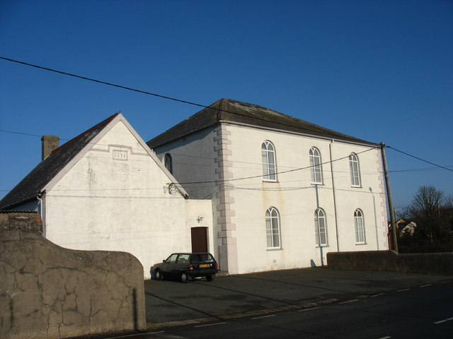 Capel Bethesda, Cemaes