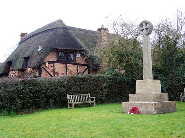 War Memorial, Longstock