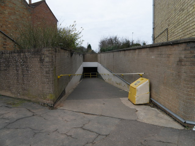 Buckden Subway