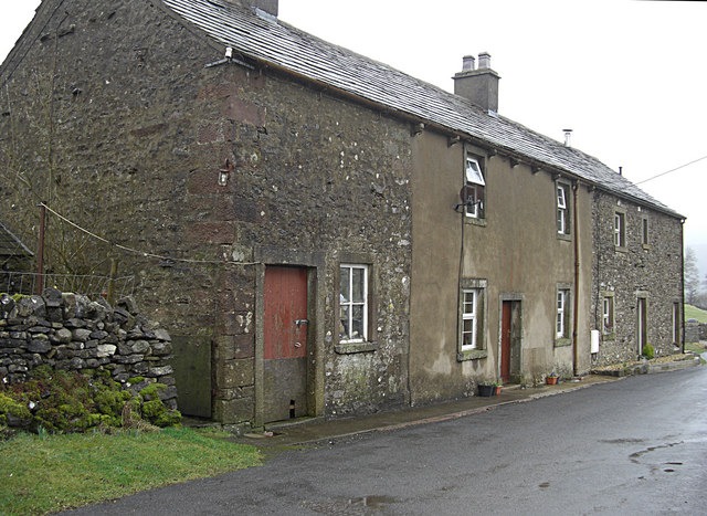 Cottages, Back Lane, Newton in Bowland