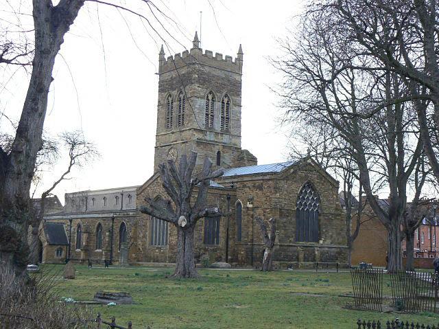 St Giles Parish Church